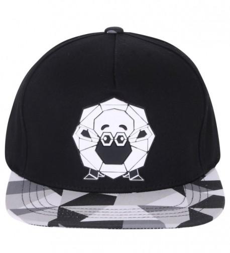 ililily Folding Snapback Baseball ballcap 1414 6