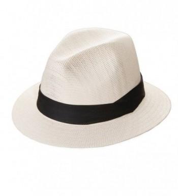 DPG GLOBAL DPC Global Unisex Matte Toyo Straw Gent's 3-Pleat Sun Safari Hat (MS294) - CN12D37ZS19