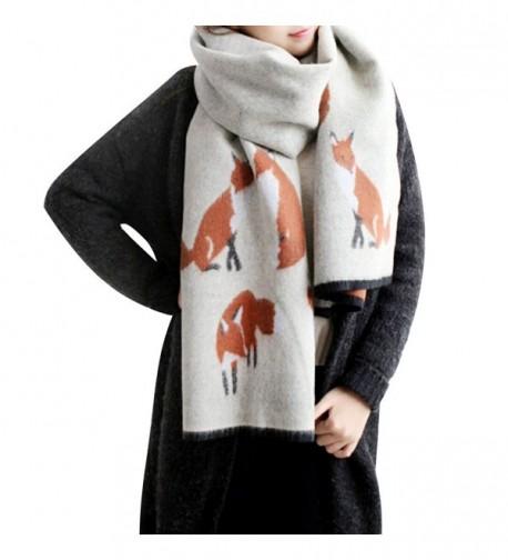 IMLECK Fashion Stylish Cashmere Pashmina in Fashion Scarves
