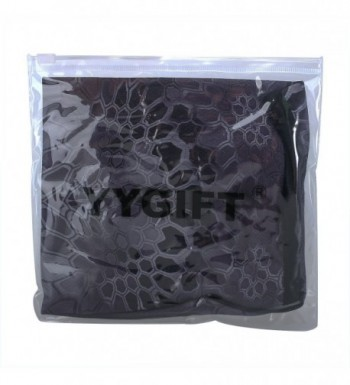 YYGIFT Printing Motorcycle Balaclava Dustproof