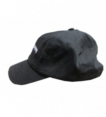 RobsTees Custom Unstructured Cotton Profile in Women's Baseball Caps