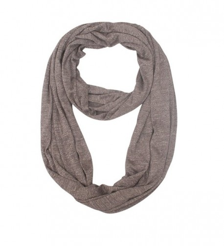 Bamboo Infinity Zipper Pocket Patients in Fashion Scarves