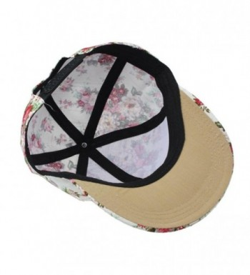 Febecool Fashion Snapback Baseball Adjustable in Women's Baseball Caps