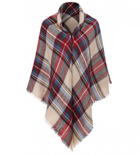 Womens Large Winter Blanket Shawl