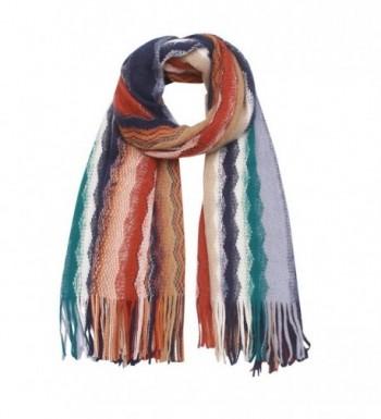 Women Cashmere Winter Blanket Scarf
