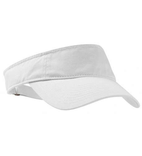 Port Authority Men's Fashion Visor - White - CA11NGRI9JZ