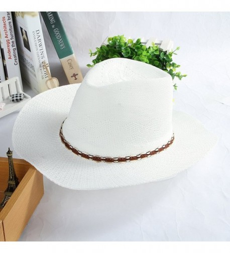 Vogue Classic Hollow Sombrero Cowboy in Men's Cowboy Hats
