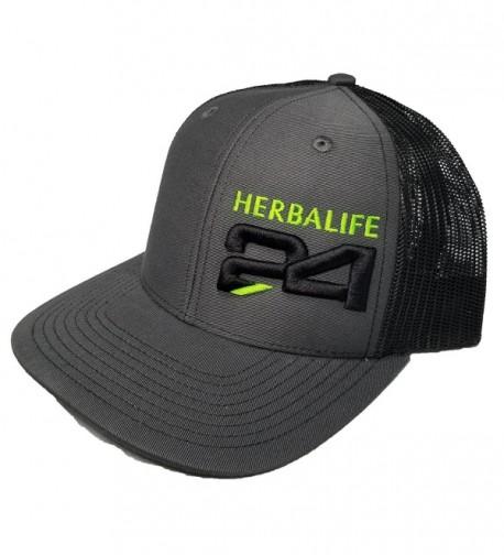Richardson 3D Puff Herbalife 24FIT Hat Cap Snapback Adjustable Adult Unisex - C5189IUS5WI