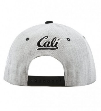 Premium Quality Republic California Snapback in Men's Baseball Caps