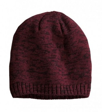 District Women's Spaced-Dyed Beanie- Maroon/Black - CI11G66LR1P