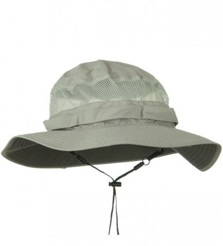 24a69dd0b99 UV 50+ Side Mesh Talson Bucket Hat Grey C411J5ZFWGP