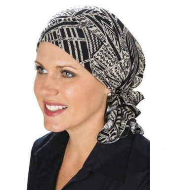 Headcovers Unlimited Slip Slinky Scarf - Vibrant Paisley - C3189AHOX68