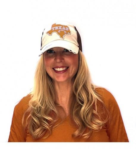 Elivata Football Womens Baseball Trucker in Women's Baseball Caps