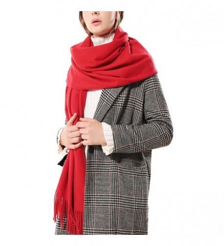 Womens Thick Cashmere Pashmina Shawl