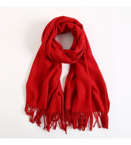 Womens Thick Cashmere Pashmina Shawl in Fashion Scarves