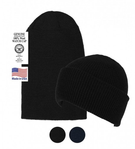 898625fb0 Chunky Cable Knit Beanie Hat Double Layers Winter Warm Skully Cap ...