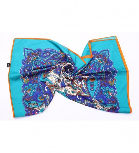 PHG WEAR Graphic Charmeuse PHG SC 014A in Fashion Scarves
