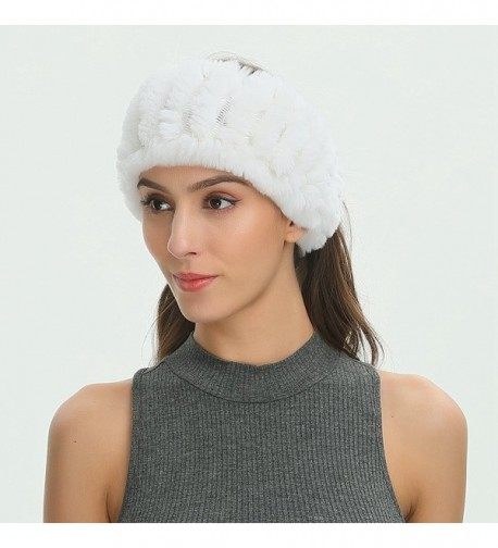 Ferand Womens Headband Knitted Convertible in Fashion Scarves