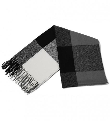 Plaid Blanket Scarf Fashion Pashmminas