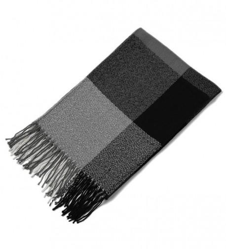 Plaid Blanket Scarf Fashion Pashmminas in Fashion Scarves