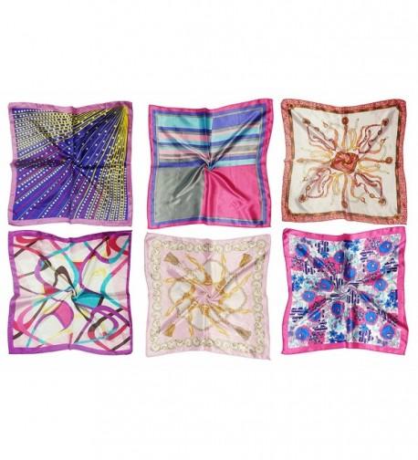 LilMents Designs Square Womens Scarves