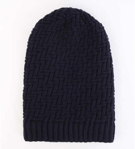 Connectyle Thick Slouchy Beanie Winter