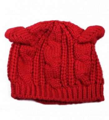 HDE Womens Crochet Braided Knitted