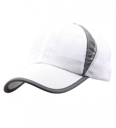 Caps- Toraway Unisex Baseball Cap Punk Style Rivet Hat Silver Spikes Studs Snapback Caps Hip Hop Hat - White - CP12GILG659