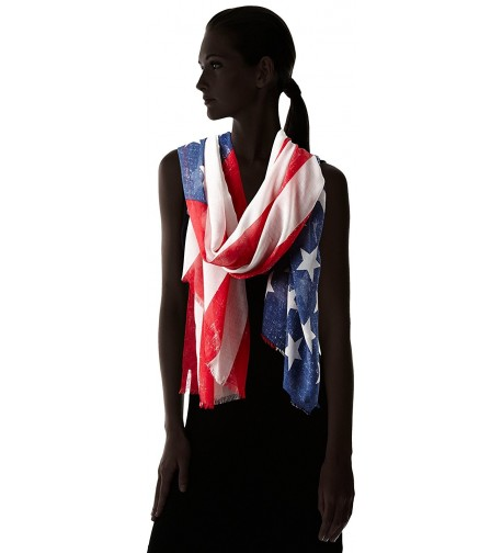 Lifestyle Womens American Design Scarf in Fashion Scarves