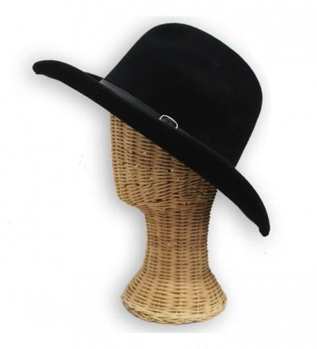 Cheyenne Winter Cowboy Hat Black