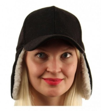 Cover flaps Warmers Baseball Hat