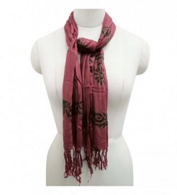 Viscose Fashion Scarves Bandana Rectangle in Fashion Scarves