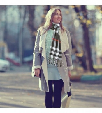 Cashmere Feel Weather Elegant Clara Clark in Fashion Scarves