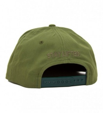 Oregrown Original Snapback Army Green in Women's Baseball Caps