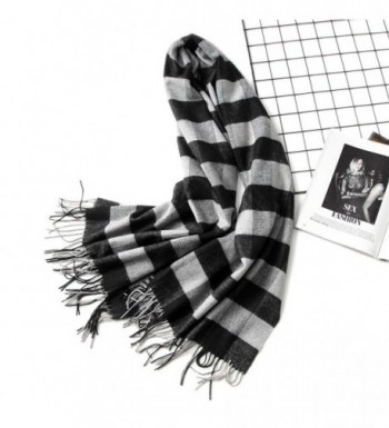 Womens Pashmina Cashmere Shawls Winter in Fashion Scarves
