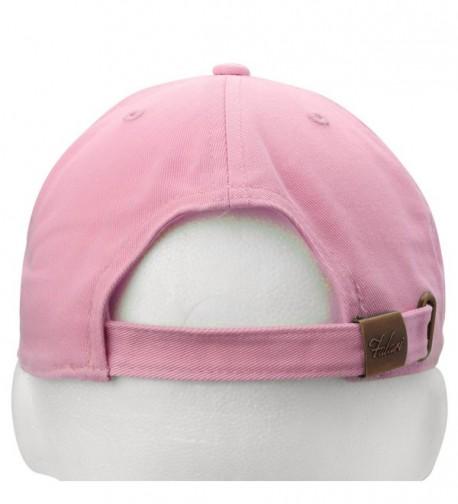 Falari Womens Baseball Cotton Adjustable in Women's Baseball Caps