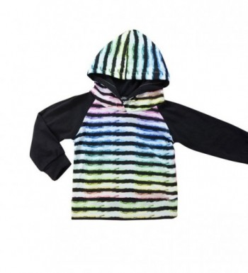 LUNIWEI Clothes Sleeve Striped Jumpsuit in Women's Skullies & Beanies