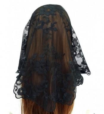 Anna Veils Catholic Spanish Mantilla