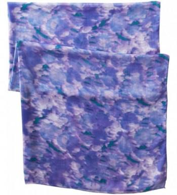 Fiorentina Womens Ikat Printed Scarf