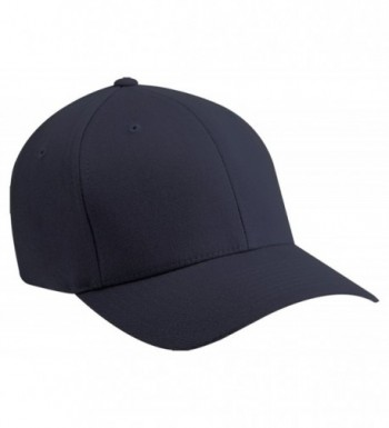Flexfit Men's Athletic Baseball Fitted Cap - Royal - CO124DW6FK1