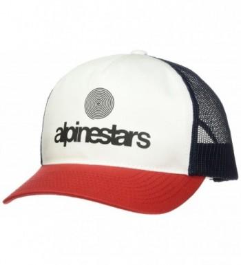 ALPINESTARS Men's Origin Hat - Red - C2182GQOW5U