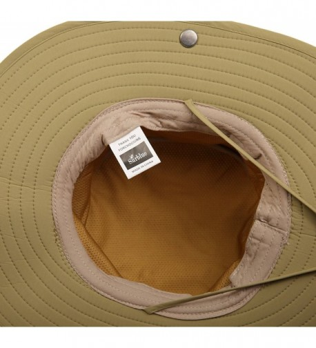 Surblue Cowboy Collapsible Fishing Block in Women's Sun Hats