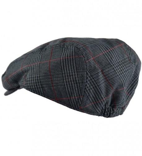 Classic Herringbone Newsboy X Large Paisley in Men's Newsboy Caps