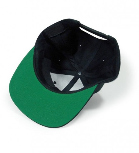 WUE Miami Snapback Vibes Black in Men's Baseball Caps