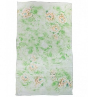 Dahlia Womens 100 Sheer Scarf