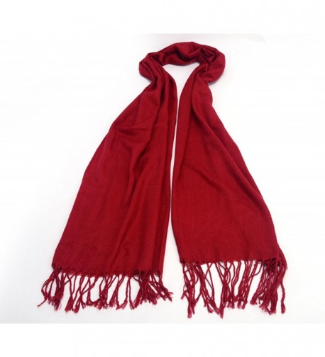 REINDEER Thick Solid Pashmina Seller