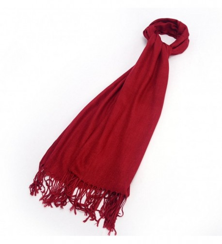 REINDEER Thick Solid Pashmina Seller in Fashion Scarves