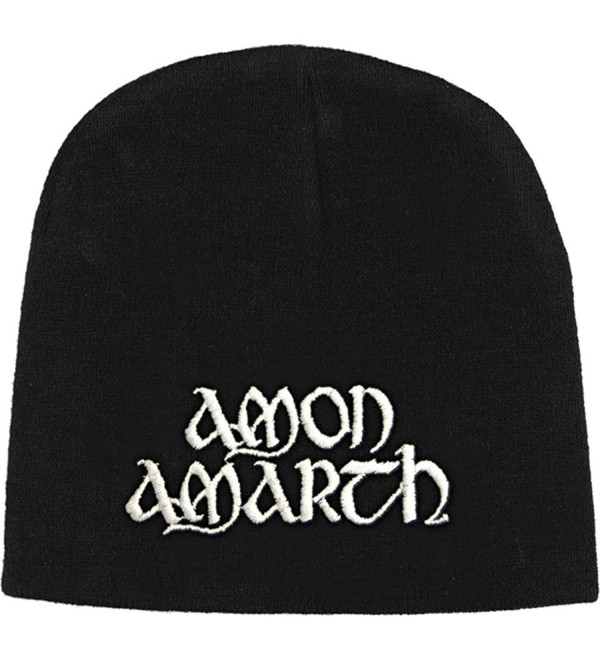 Amon Amarth Beanie - CD1124MVBKH