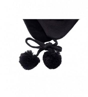 Wantdo Unisex Crochet Snowflake Patterned