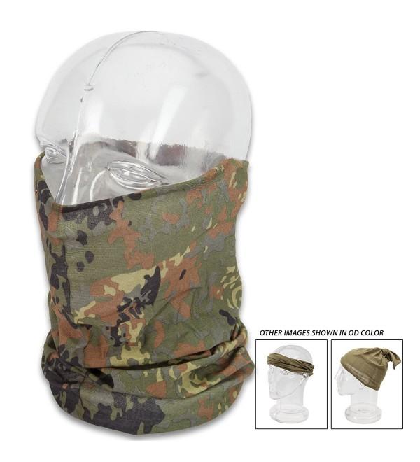 Mil-Tec Multi-functional Headscarf - Flecktarn - CB116NZCSBH